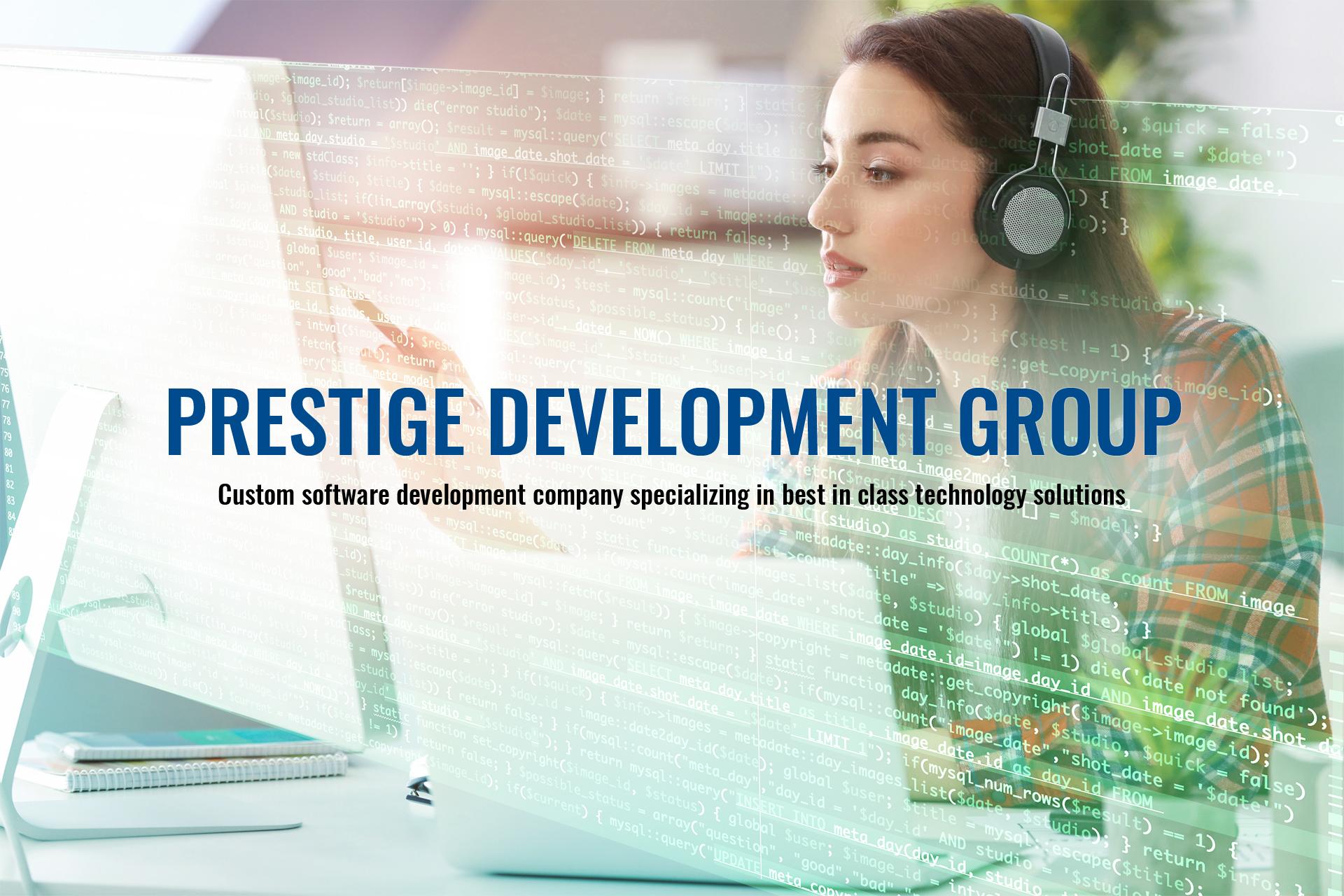 prestige development group