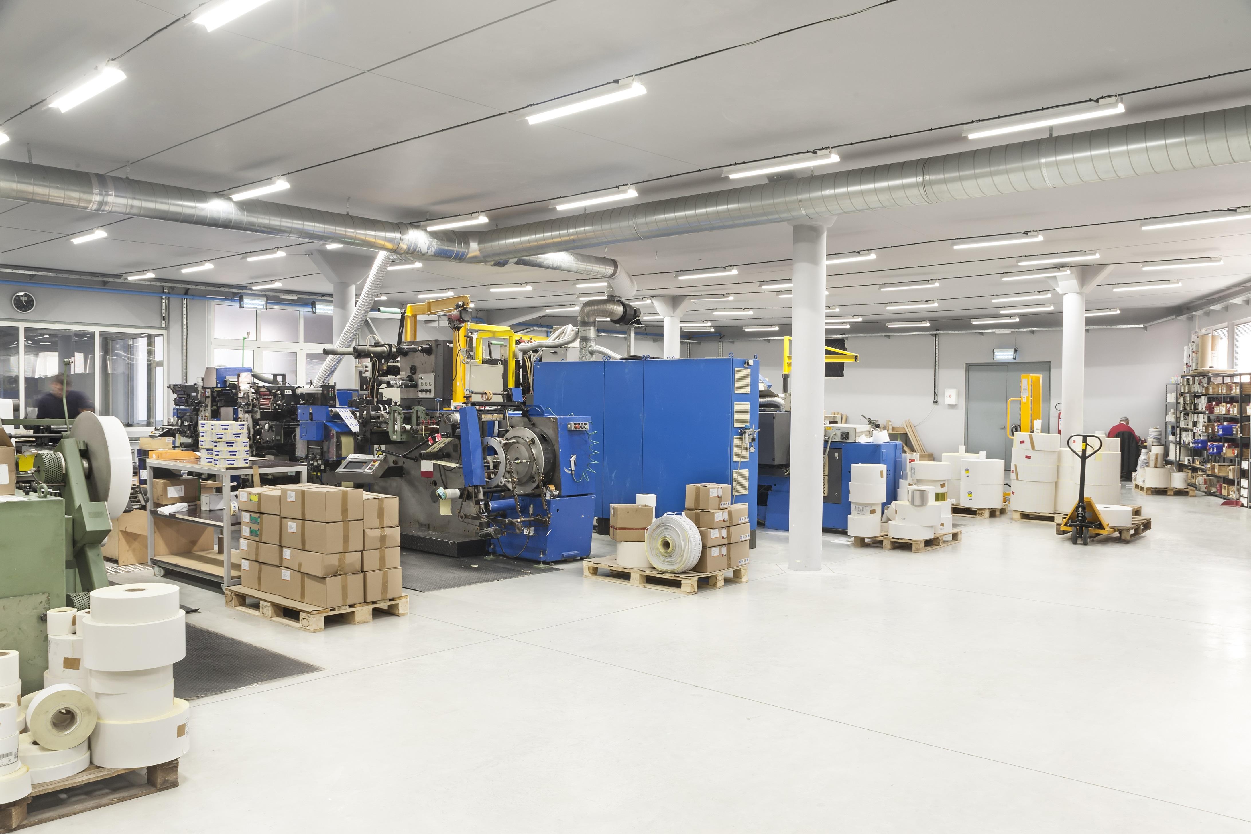 Packaging Facility - Custom Development